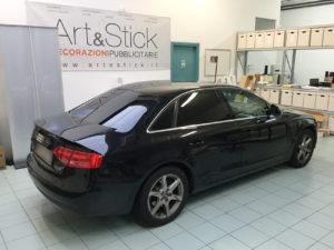 Audi A4-pellicola-oscurata-solare-gradazione-05-thiene-vicenza