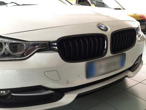 Copertura mascherina frontale BMW serie 3 touring