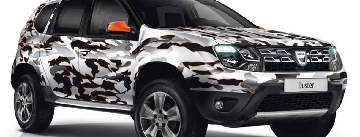 Dacia Duster Brave e Freeway Extra Limited Edition