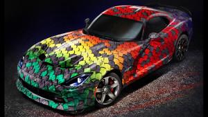 Dodge Viper GTC: tuning da 25 milioni di combinazioni
