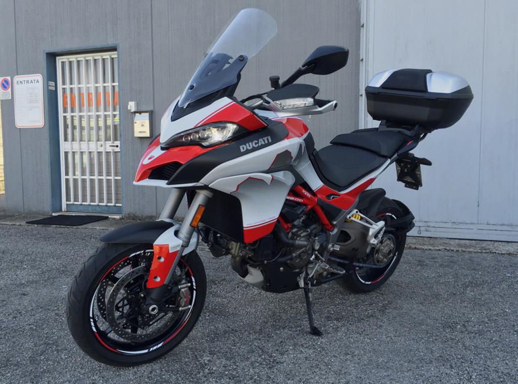 Ducati Multistrada 1200 S replica edizione limitata