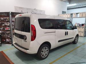 Fiat Doblo con pellicola oscurata gradazione 05 thiene vicenza