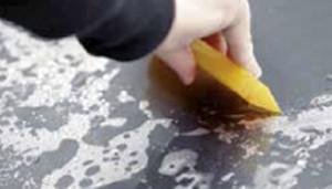 Film trasparente posatore installatore bodyfence hexis
