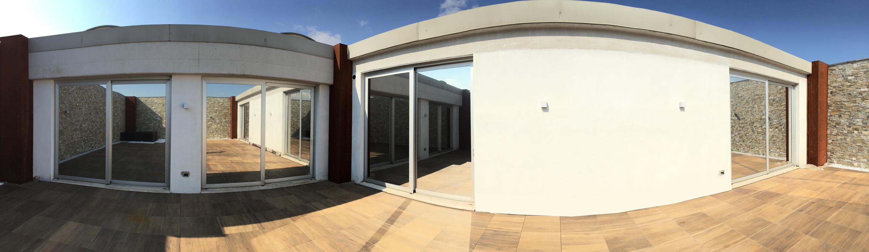 Installazione di pellicole a controllo solare specchiate su uffici compagnia siderurgica