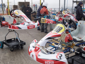 Kit-adesivi-Crystal-per-gokart-team kart redder 1