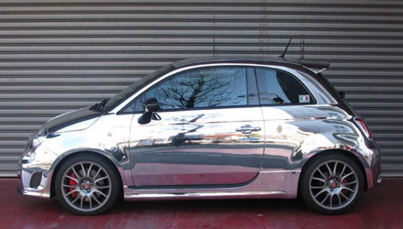 Office K Abarth 695 Tributo Ferrari Cromata Specchio 2