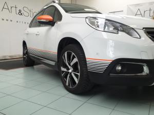 Personalizzazione-Peugeot-2008-replica-versione-Downtown-orange-3