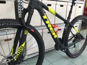 Personalizzazioni bici trek