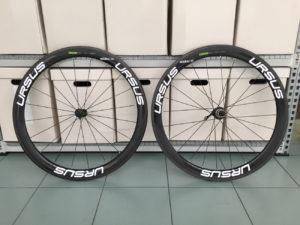 Personalizzazioni varie ruote bici 4 ursus
