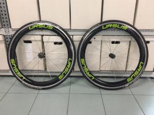 Personalizzazioni varie ruote bici 5 ursus