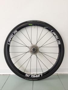Personalizzazioni varie su ruote bici 2 ursus