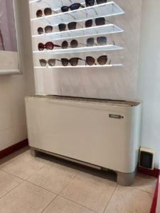 Riqualificazione interni tramite rivestimento termoconvettore pellicola 3M DI-NOC