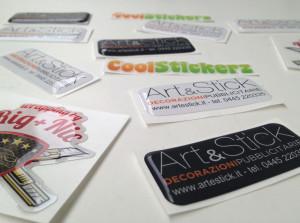 adesivi etichette stampa digitale resinati gel 3d thiene vicenza