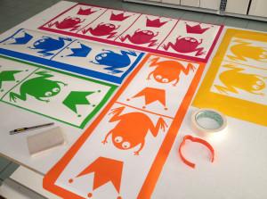 adesivi prespaziati colori polimerico pvc colla piena o rapid air