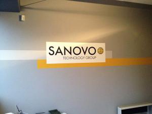 Decorazione pareti con adesivi wall stampati