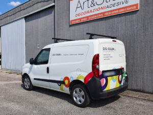 decorazione-doblo automezzo-furgone-prespaziati-gigi color