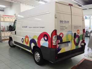 decorazione fiat ducato adesivi stampati digitale gigi color