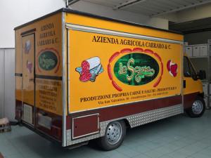 decorazione truck food adesivi stampa digitale 2