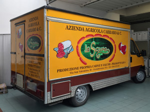 decorazione truck food adesivi stampa digitale 2