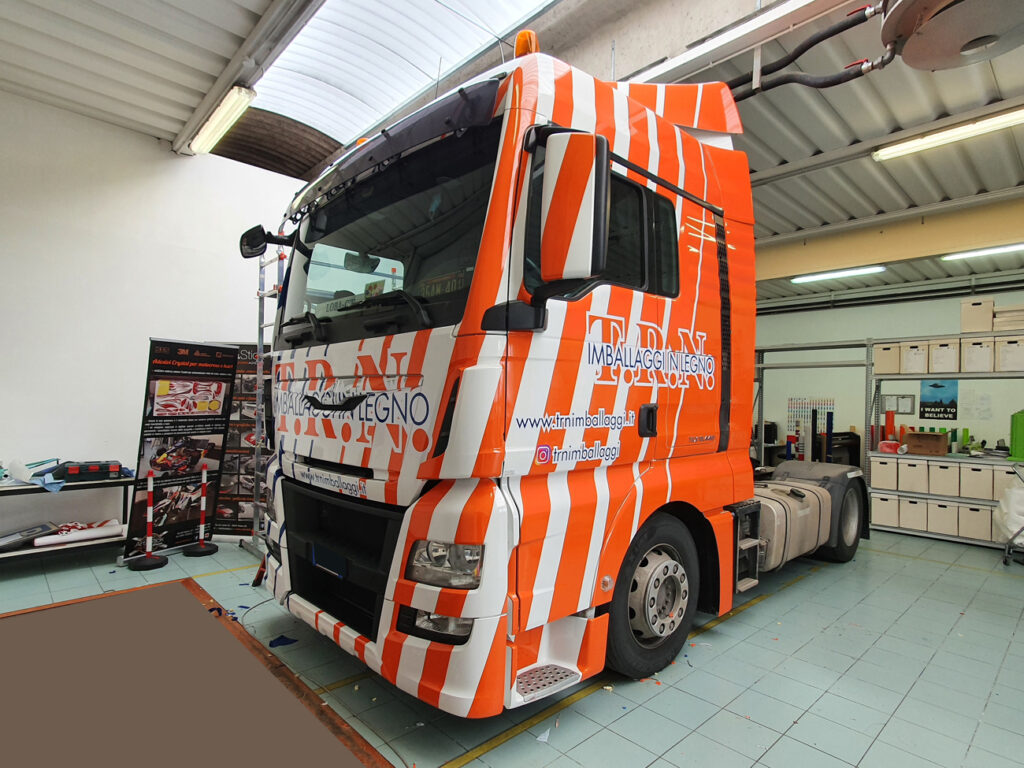 motrice-MAN camion-decorazione-cast-prespaziati-trn