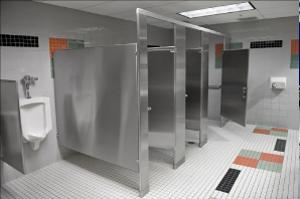 pellicola antimicrobica antibatterica per Servizi igienici pubblici bagni