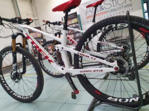 personalizzazione bici trek 9.9